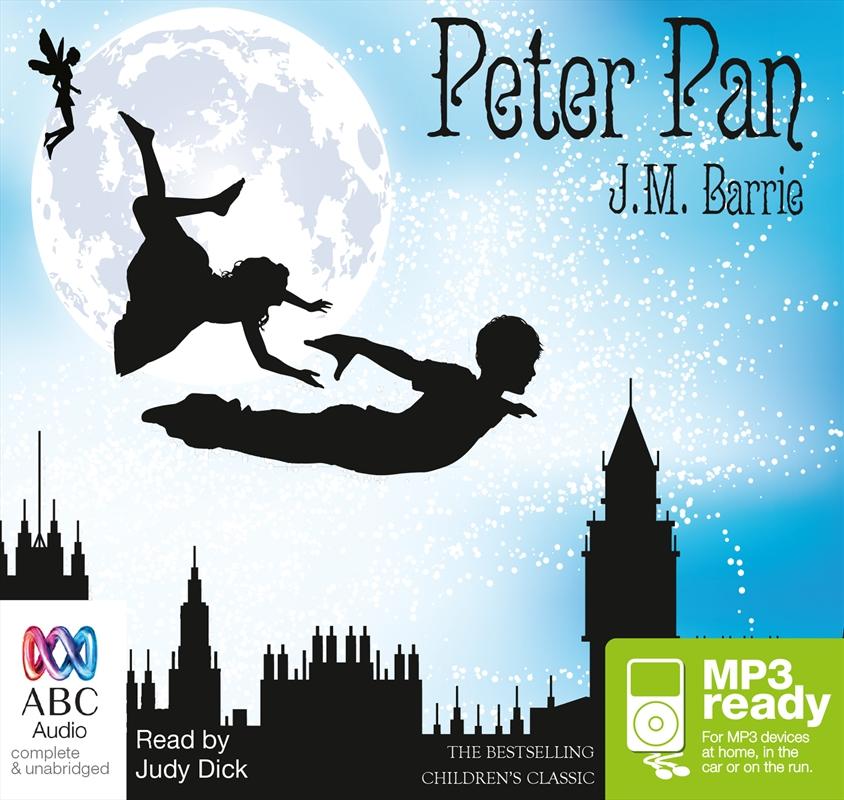 Peter Pan   Audio Book