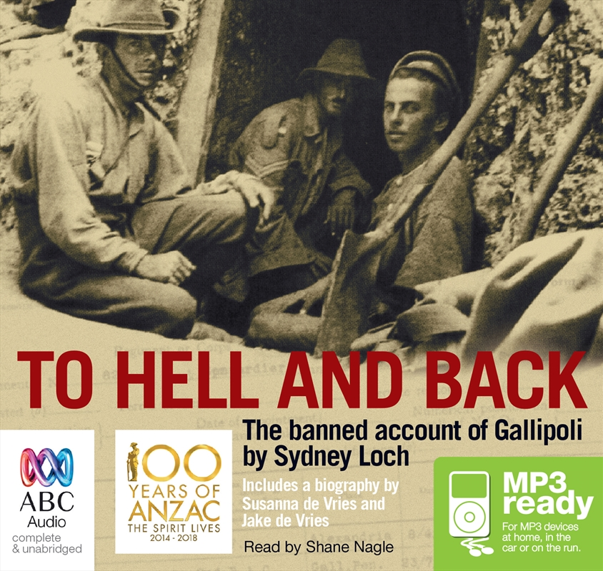 To Hell And Back | Audio Book