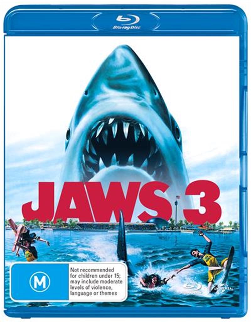 Jaws 3 | Blu-ray