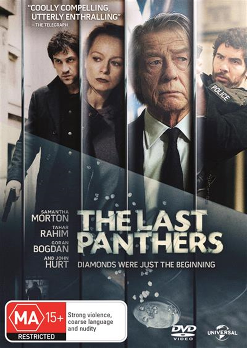 Last Panthers - Season 1, The | DVD