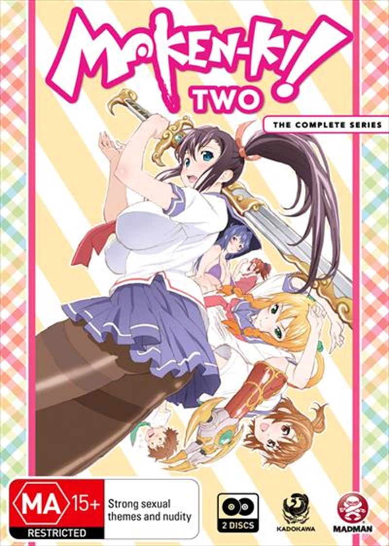Buy Maken Ki Two Series Collection On Dvd Sanity