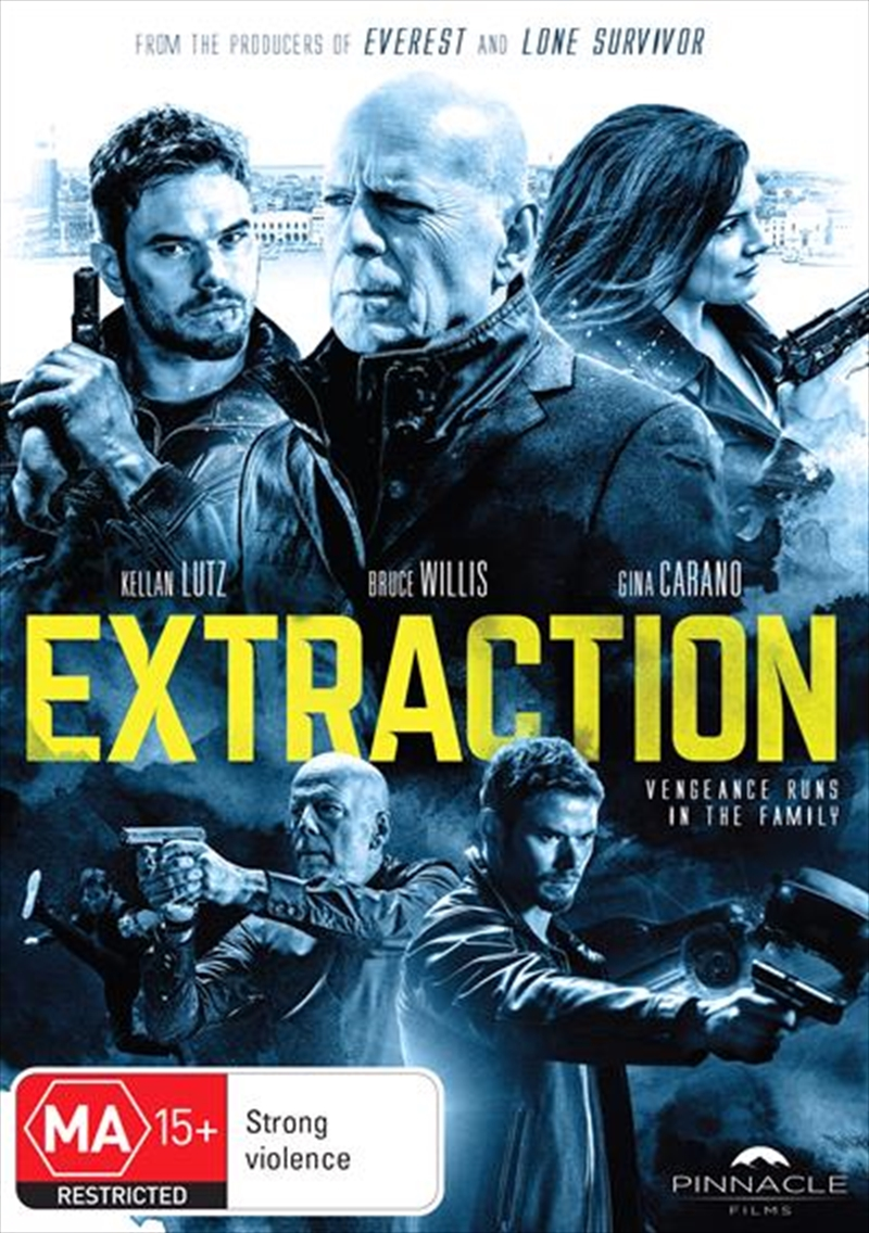 Extraction | DVD