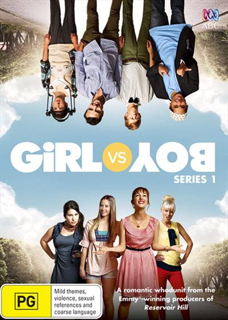 Girl Vs Boy - Season 1 | DVD