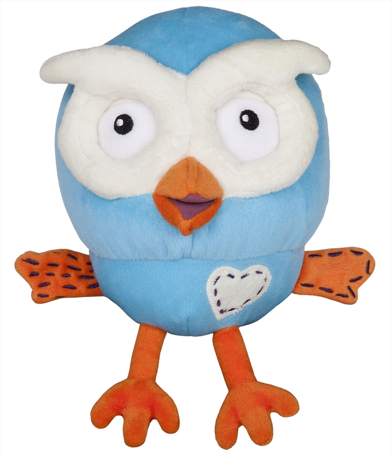 Giggle and Hoot - 19cm Beanie | Merchandise