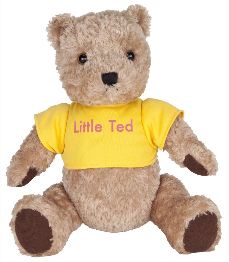 Play School - Little Ted Plush | Merchandise