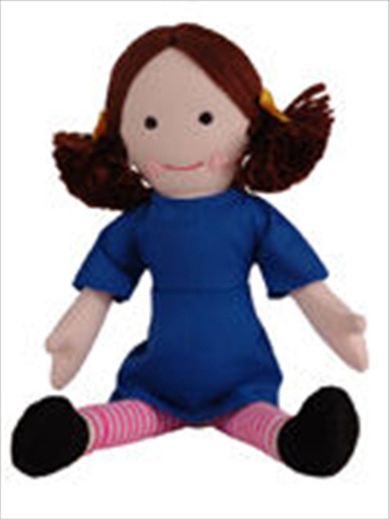 Play School - Jemima Blue Dress Plush | Merchandise