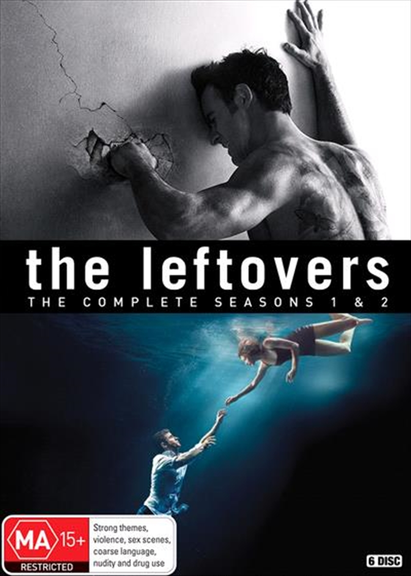 Buy Leftovers Series 1 2 Boxset On Dvd Sanity Online