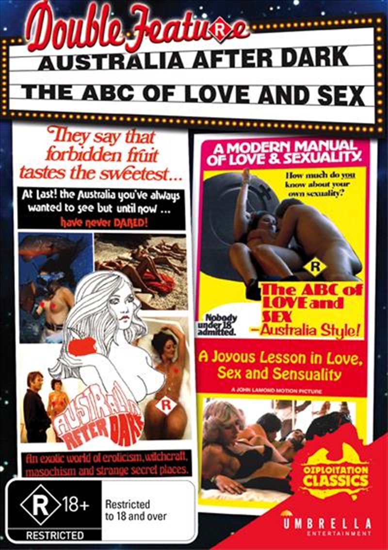 ABC of Love and Sex / Australia After Dark Ozploitation Classics, The | DVD
