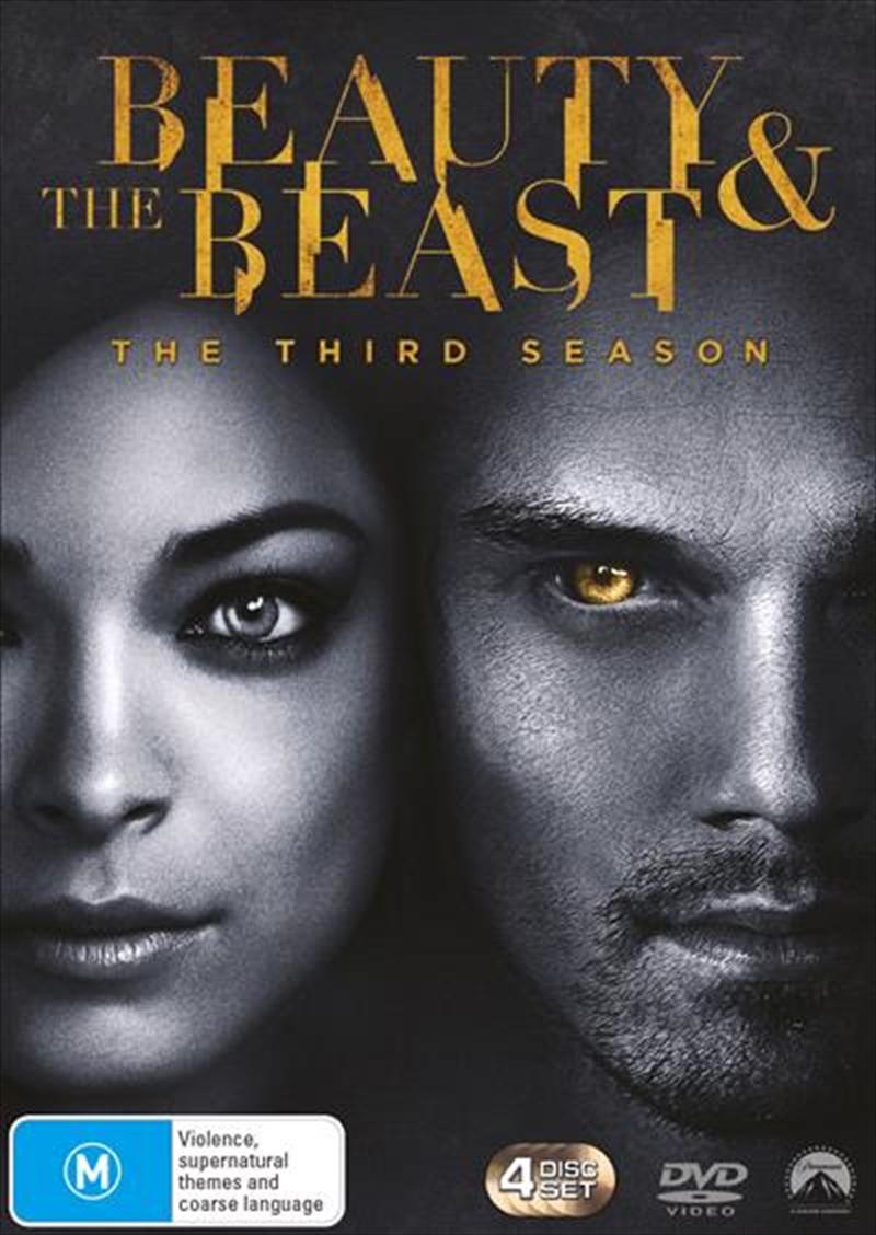 Beauty And The Beast - Season 3 | DVD
