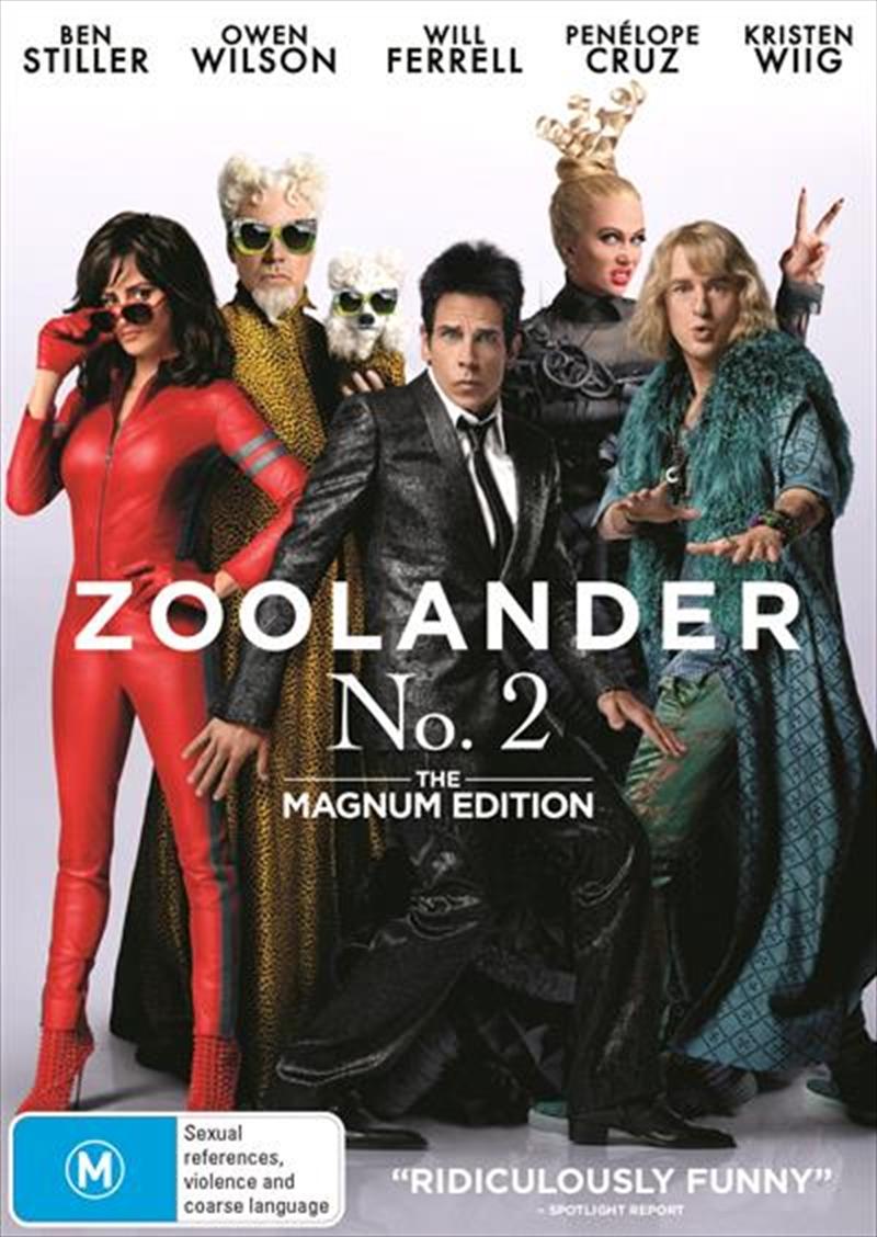 Zoolander 2 | DVD