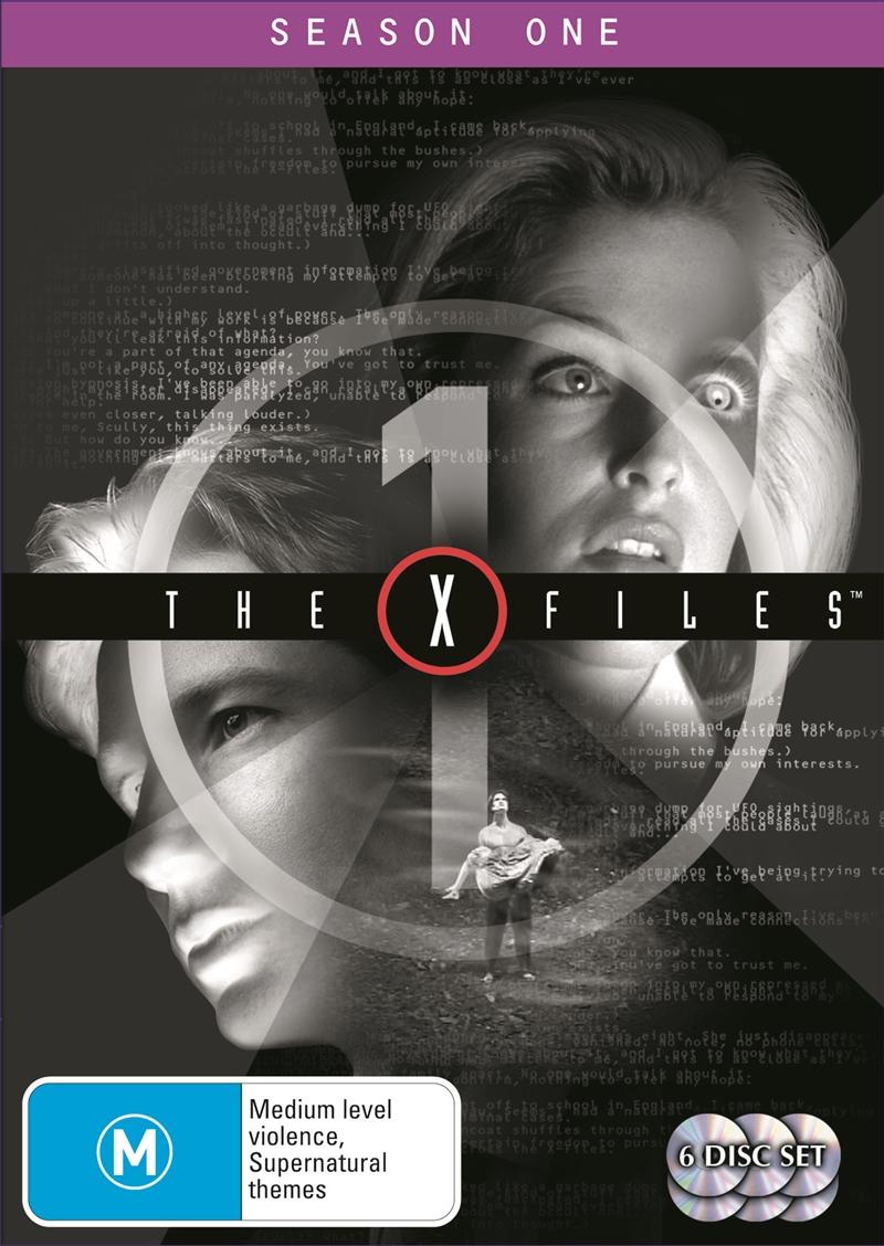 X-Files - Season 1, The | DVD