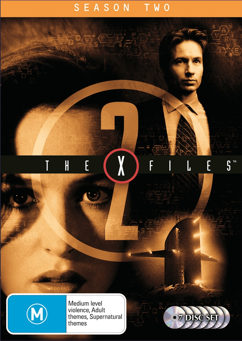 X-Files - Season 2, The | DVD