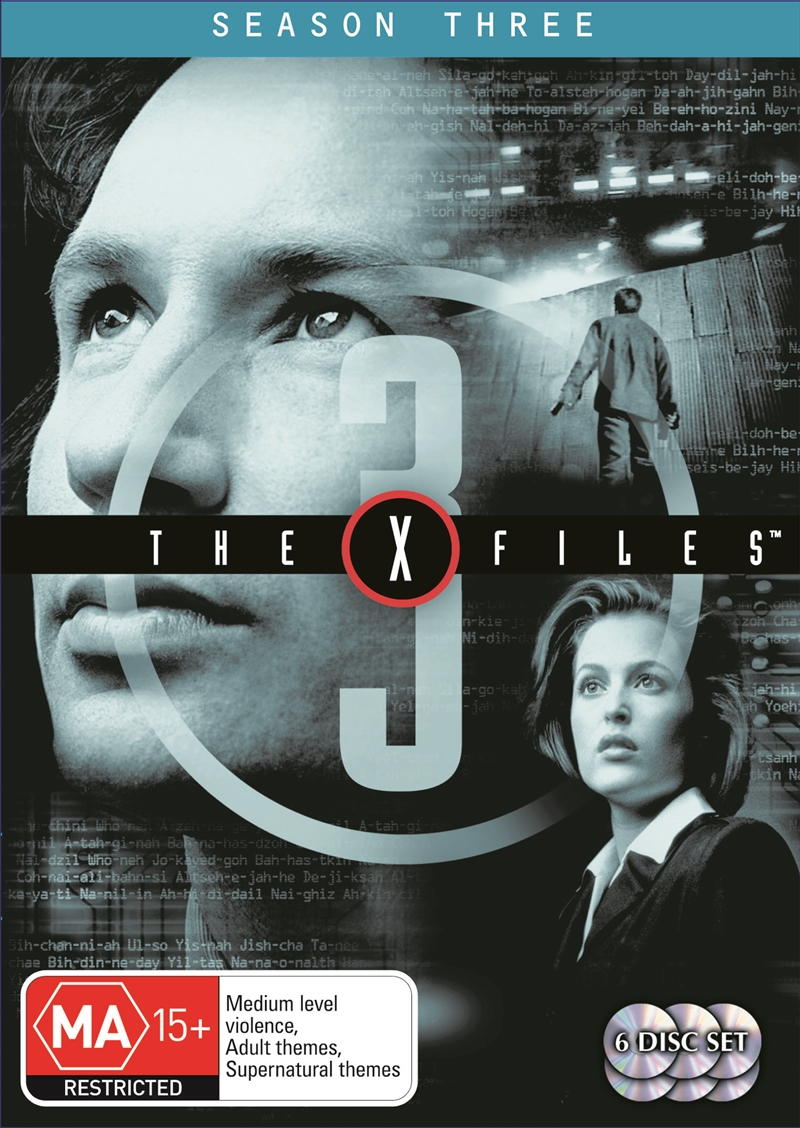 X-Files - Season 3, The | DVD