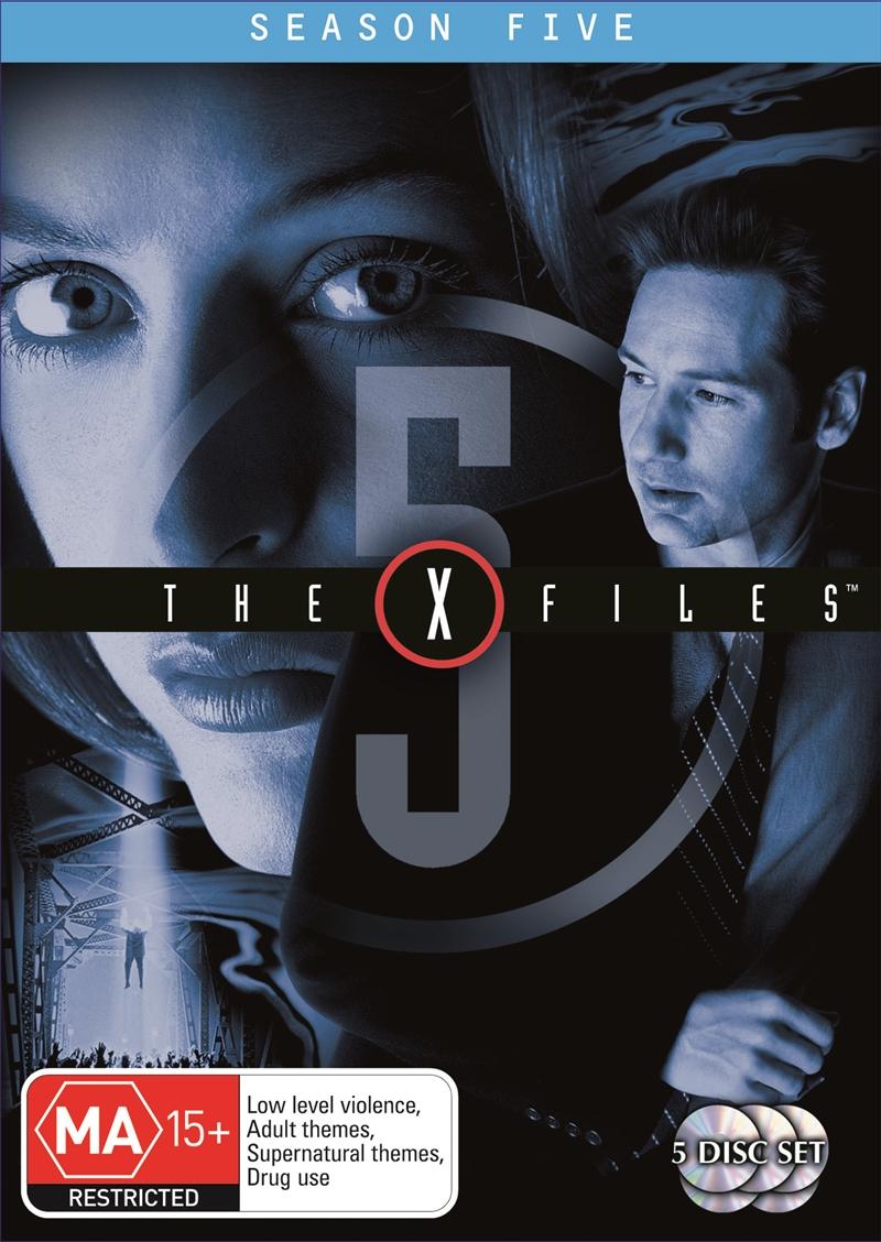 X-Files - Season 5, The | DVD