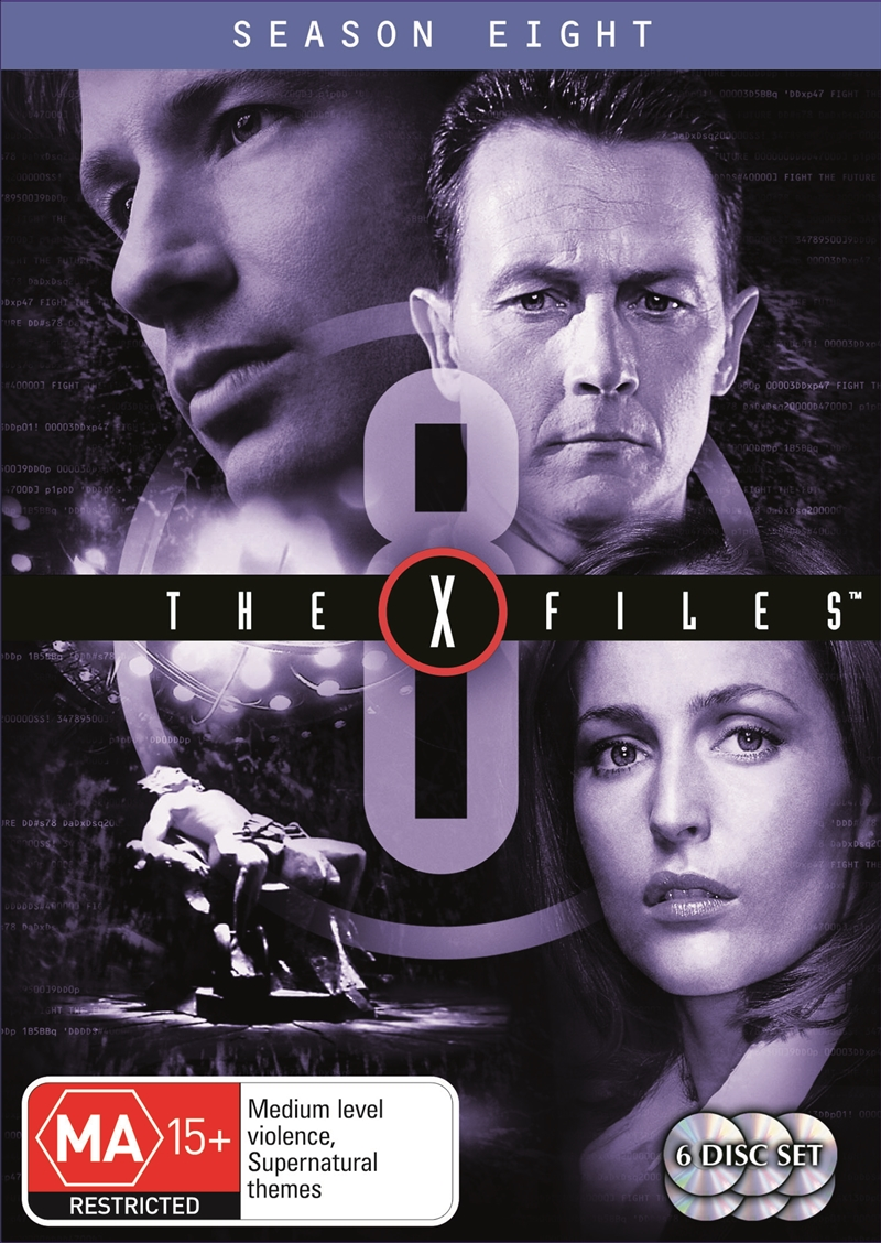 X-Files - Season 8, The | DVD