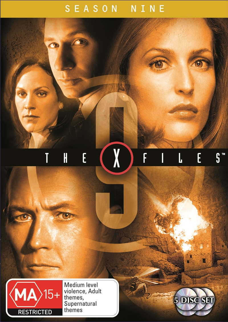 X-Files - Season 9, The | DVD