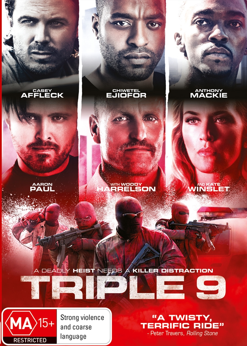Triple Nine | DVD