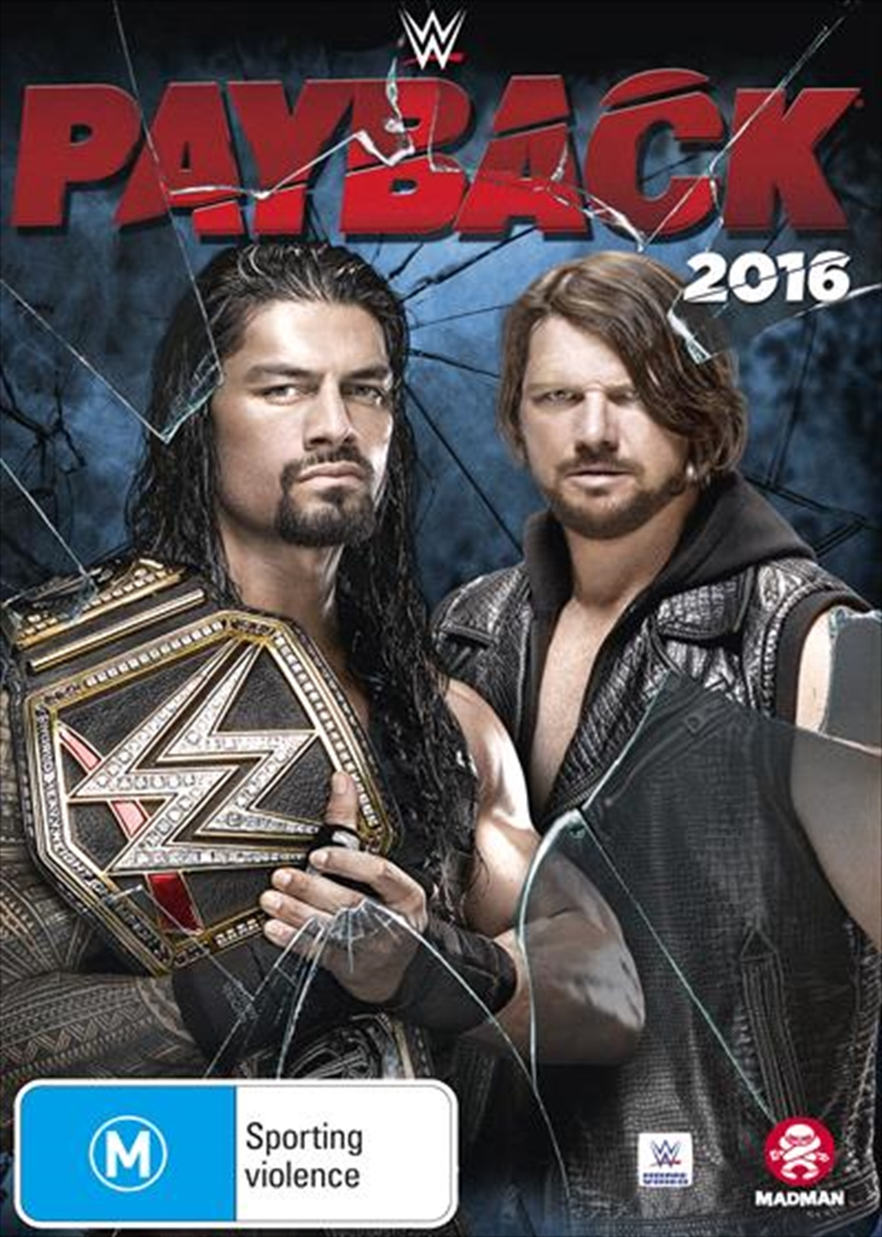 WWE - Payback 2016 | DVD