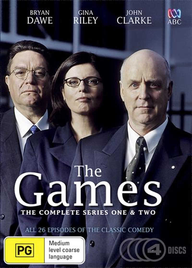 Games, The | Series Collection | DVD