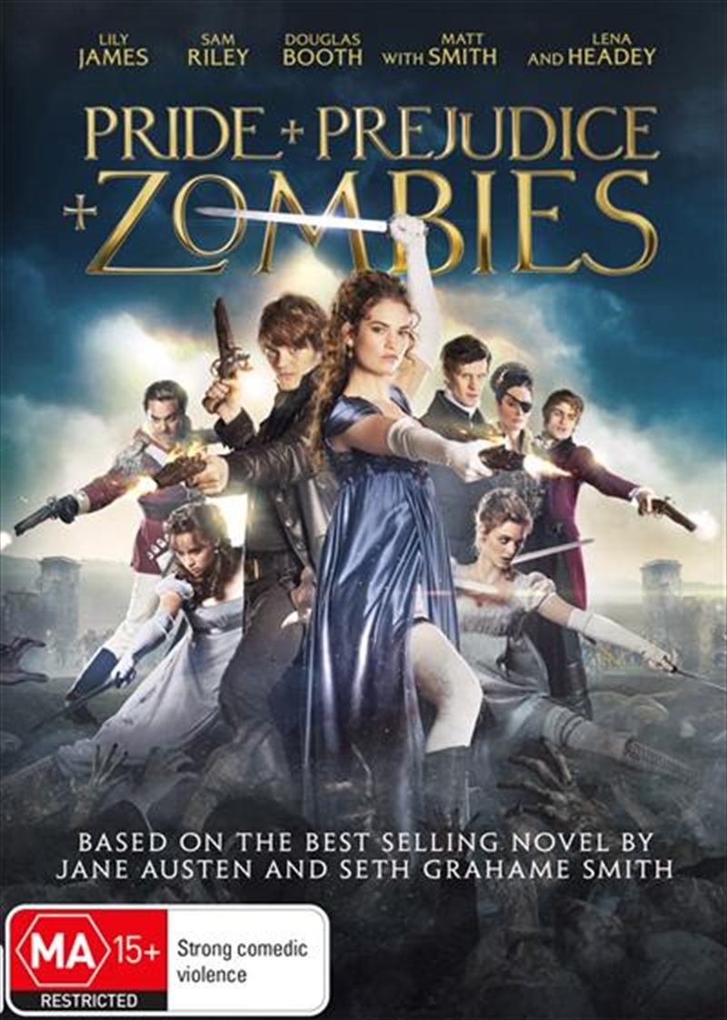 Pride and Prejudice and Zombies | DVD