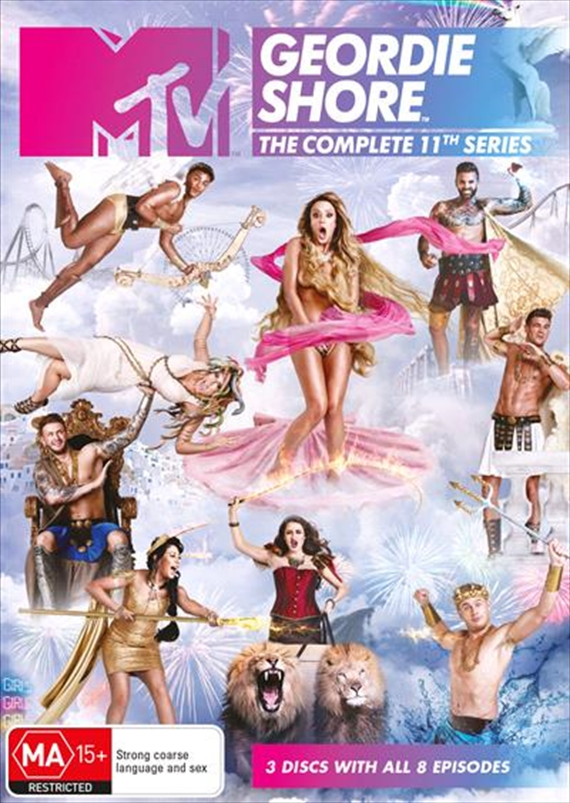 Geordie Shore - Season 11 | DVD