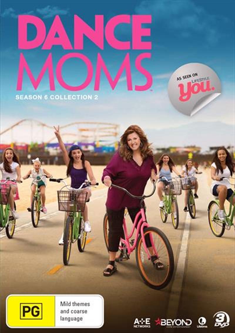 Dance Moms - Season 6 - Collection 2 | DVD