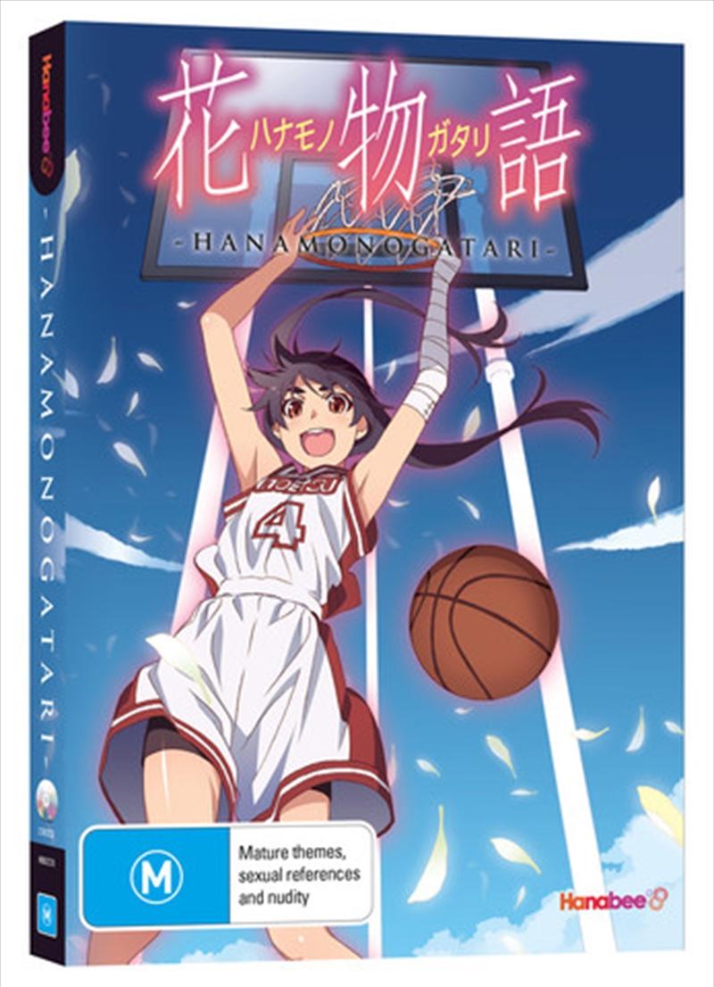 Hanamonogatari   Blu-ray/DVD