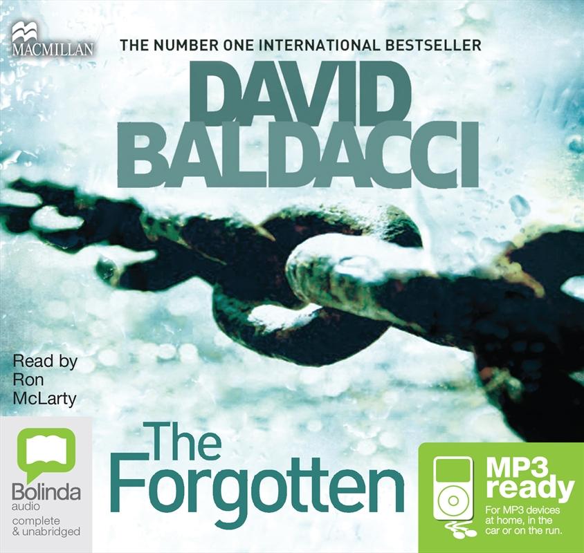 Forgotten | Audio Book