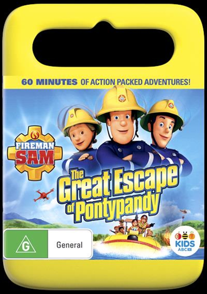 Fireman Sam - Great Escape Pontypandy | DVD