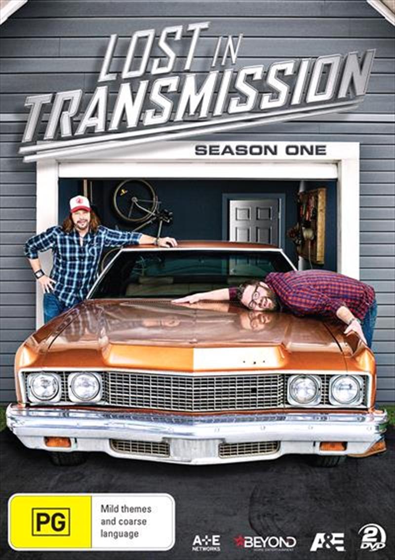 Lost In Transmission - Season 1 | DVD