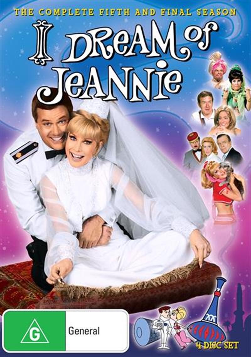I Dream of Jeannie - Season 5 | DVD