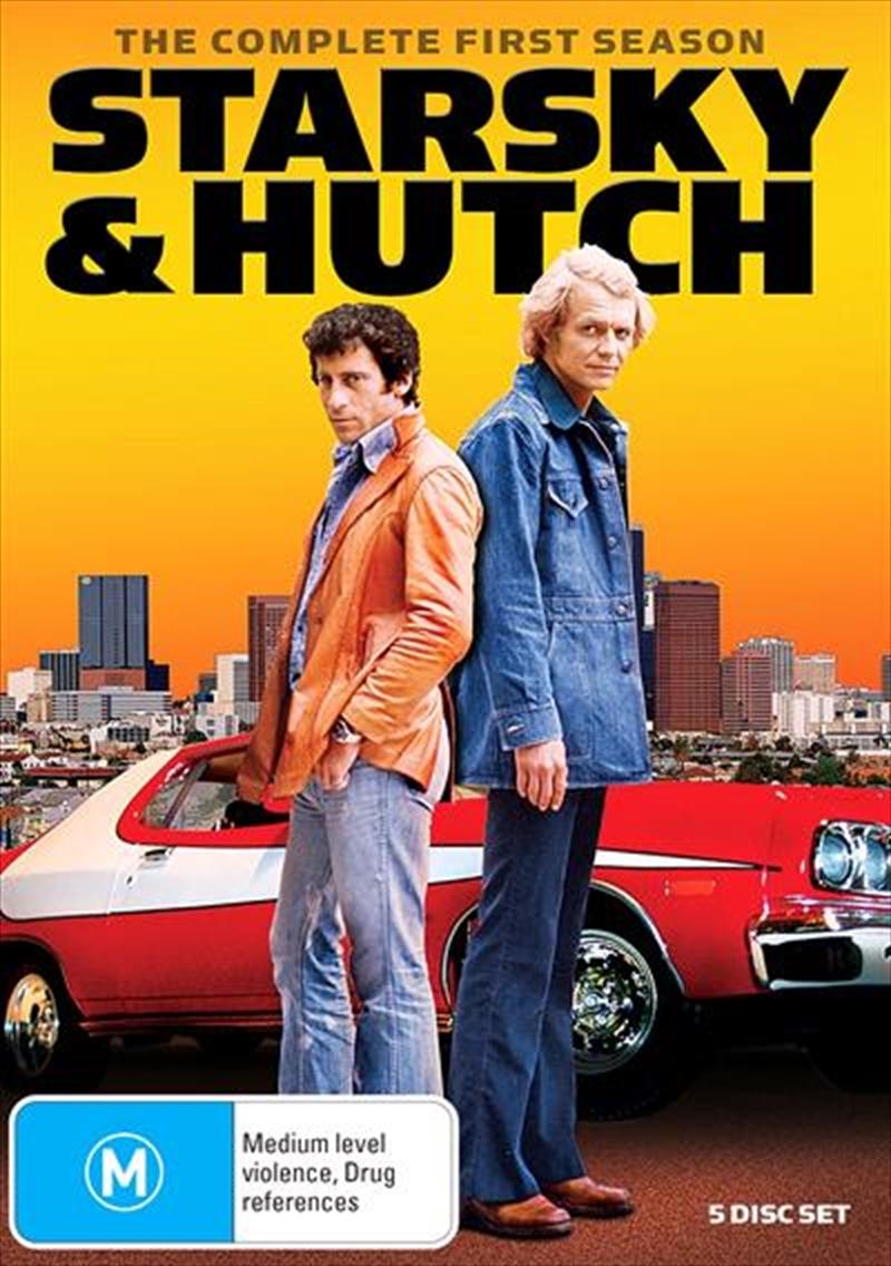 Starsky and Hutch - Season 1 | DVD