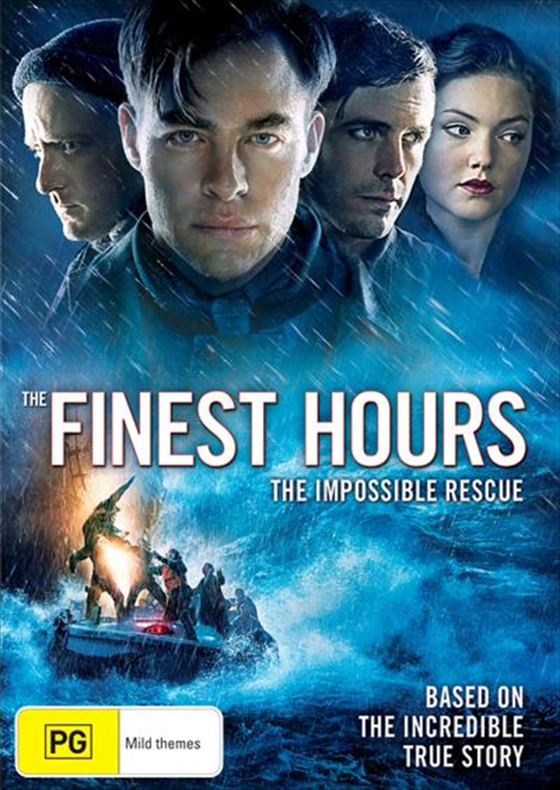 Finest Hours, The | DVD