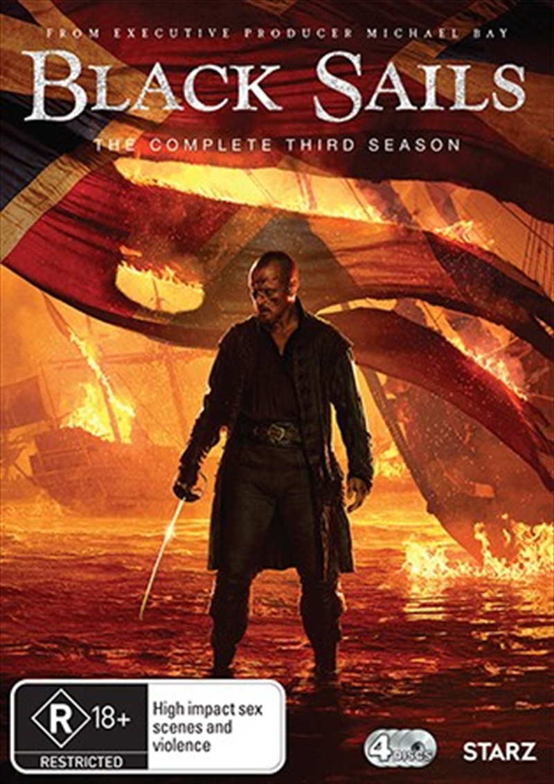 Black Sails - Season 3 | DVD