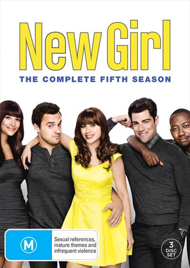 New Girl - Season 5 | DVD