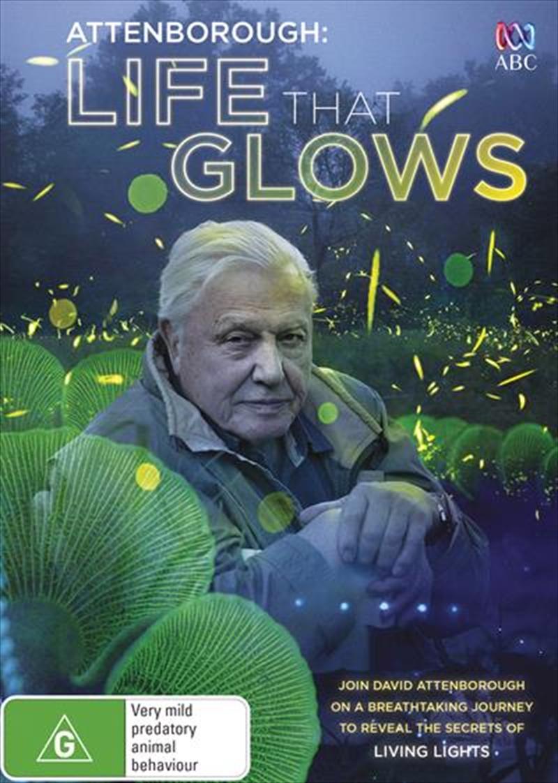 David Attenborough - Life That Glows | DVD