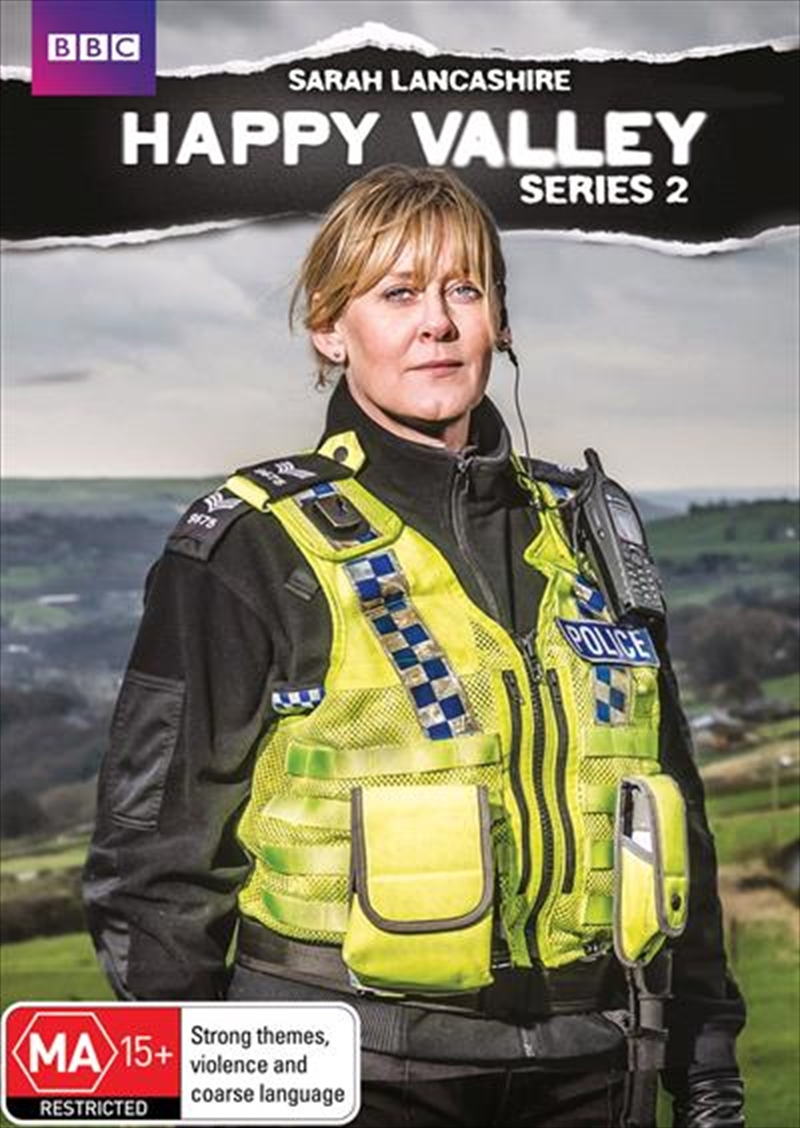 Happy Valley - Series 2 | DVD