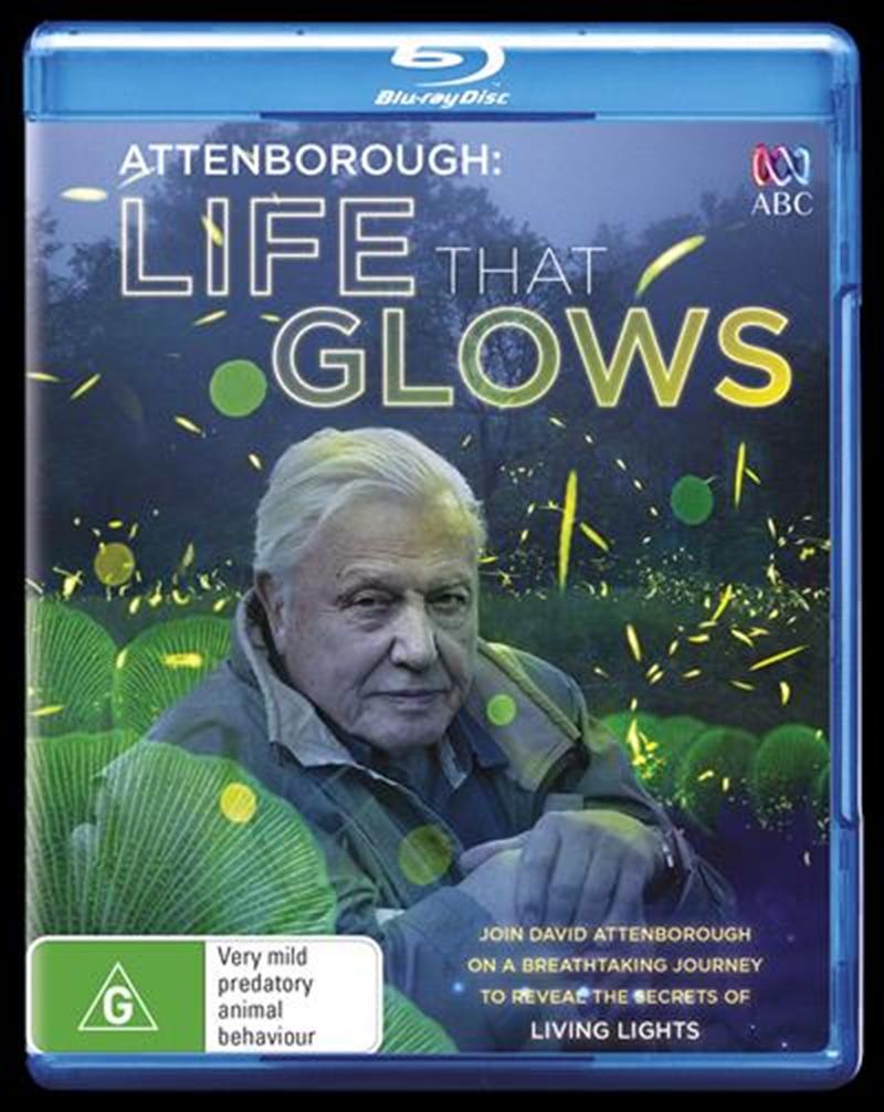 David Attenborough - Life That Glows | Blu-ray