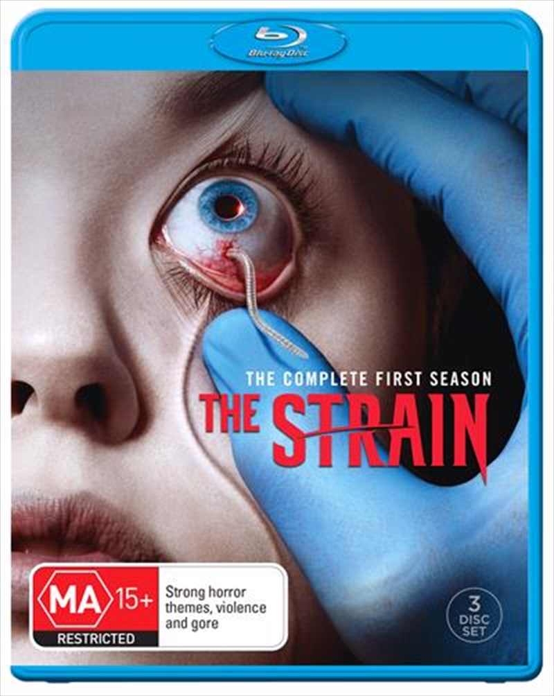 Strain - Season 1, The | Blu-ray