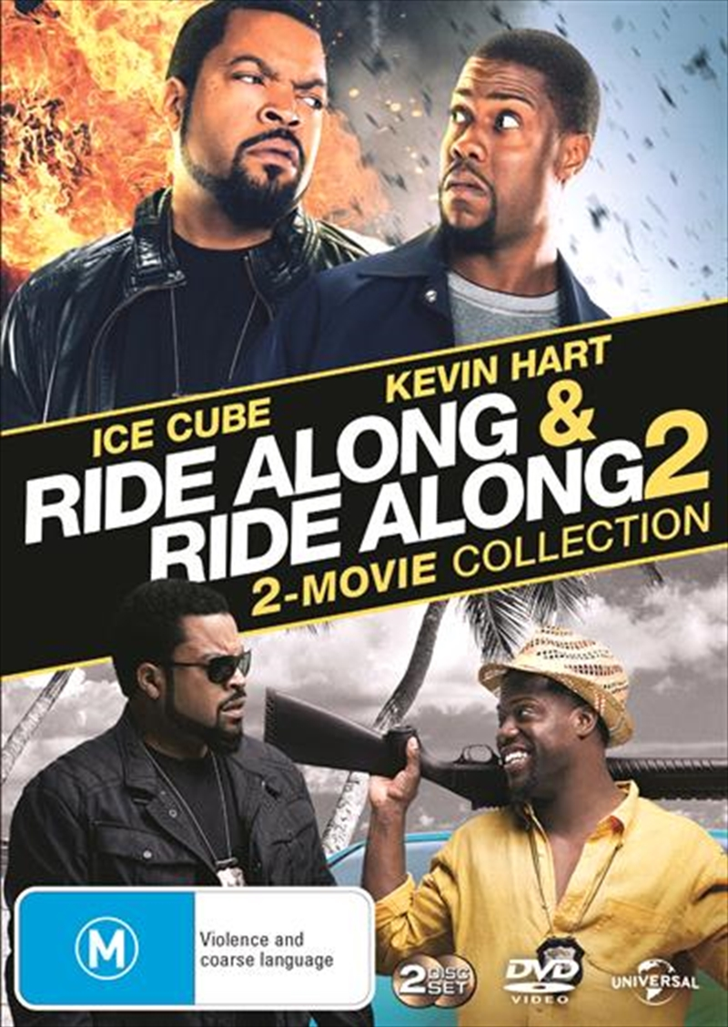 Ride Along / Ride Along 2 | DVD
