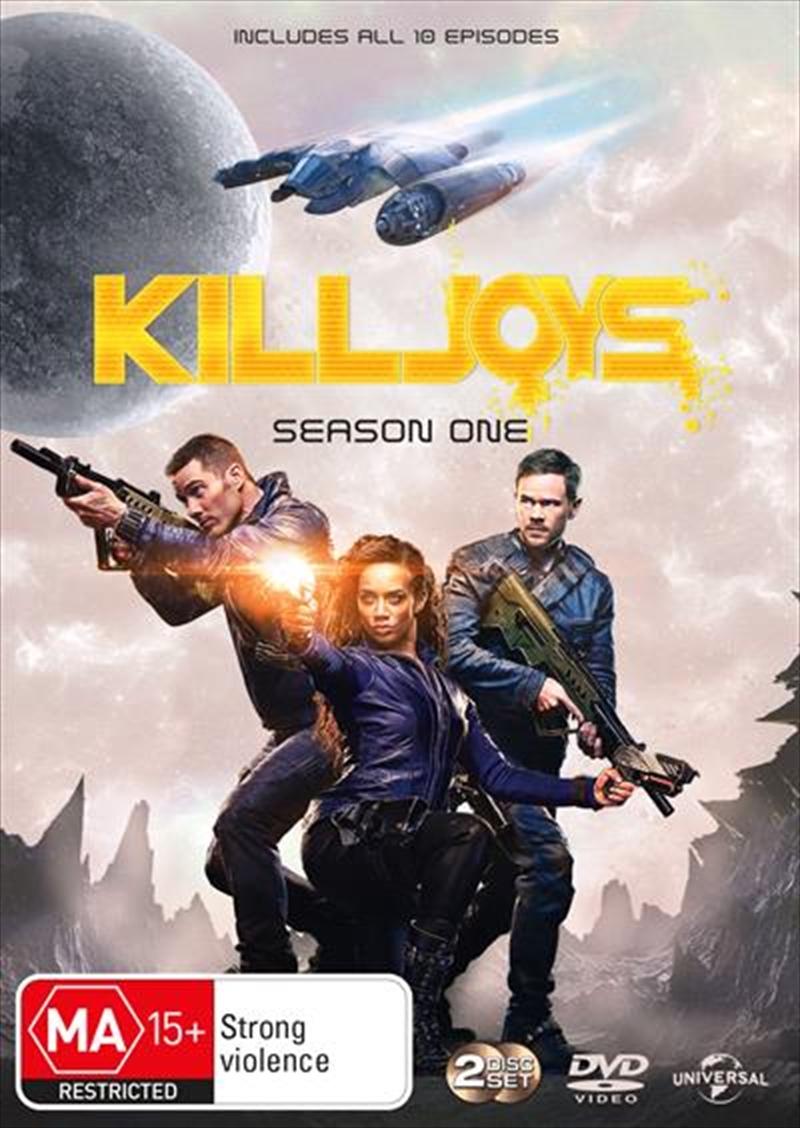 Killjoys - Season 1   DVD