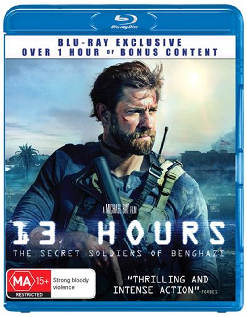 13 Hours - The Secret Soldiers Of Benghazi | Blu-ray