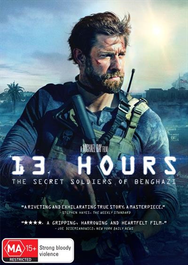 13 Hours - The Secret Soldiers Of Benghazi | DVD