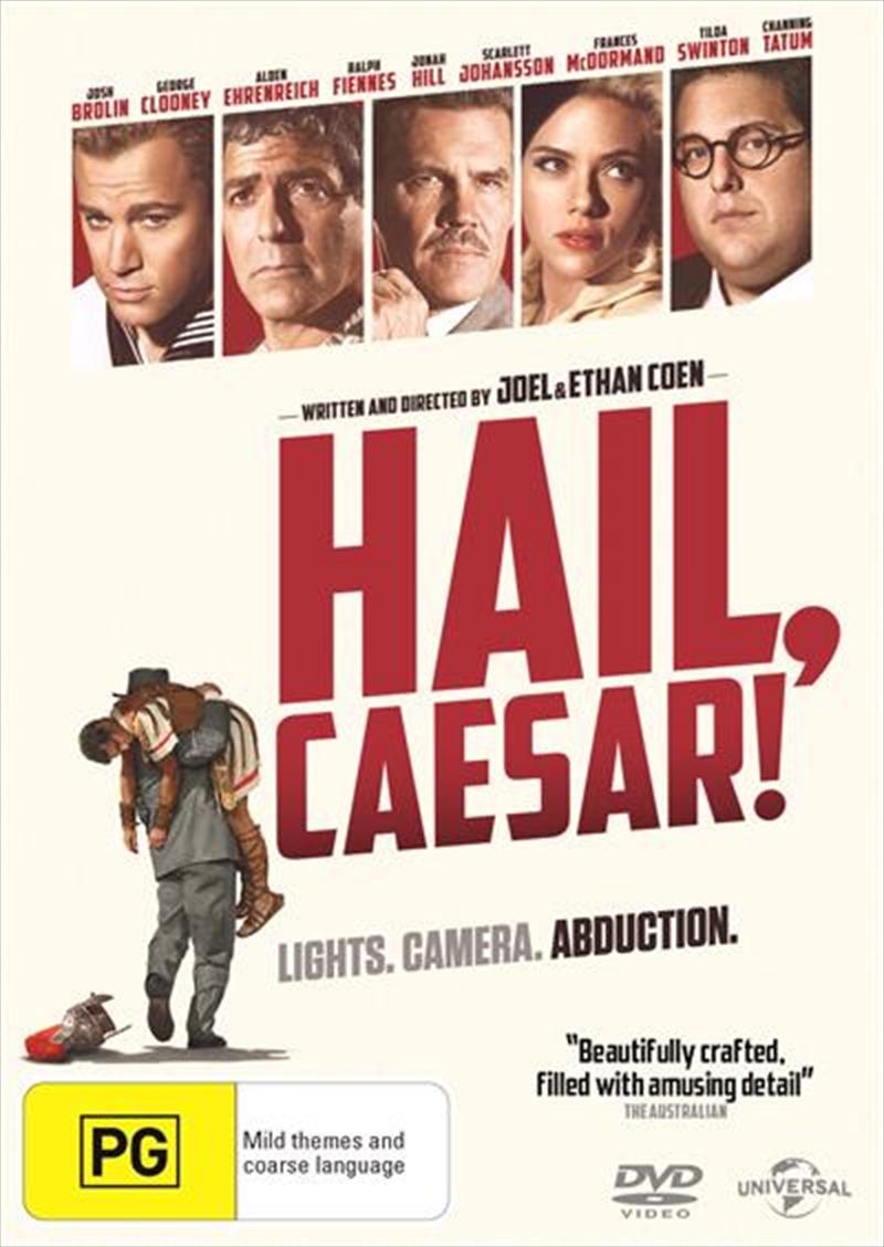 Hail, Caesar! | DVD
