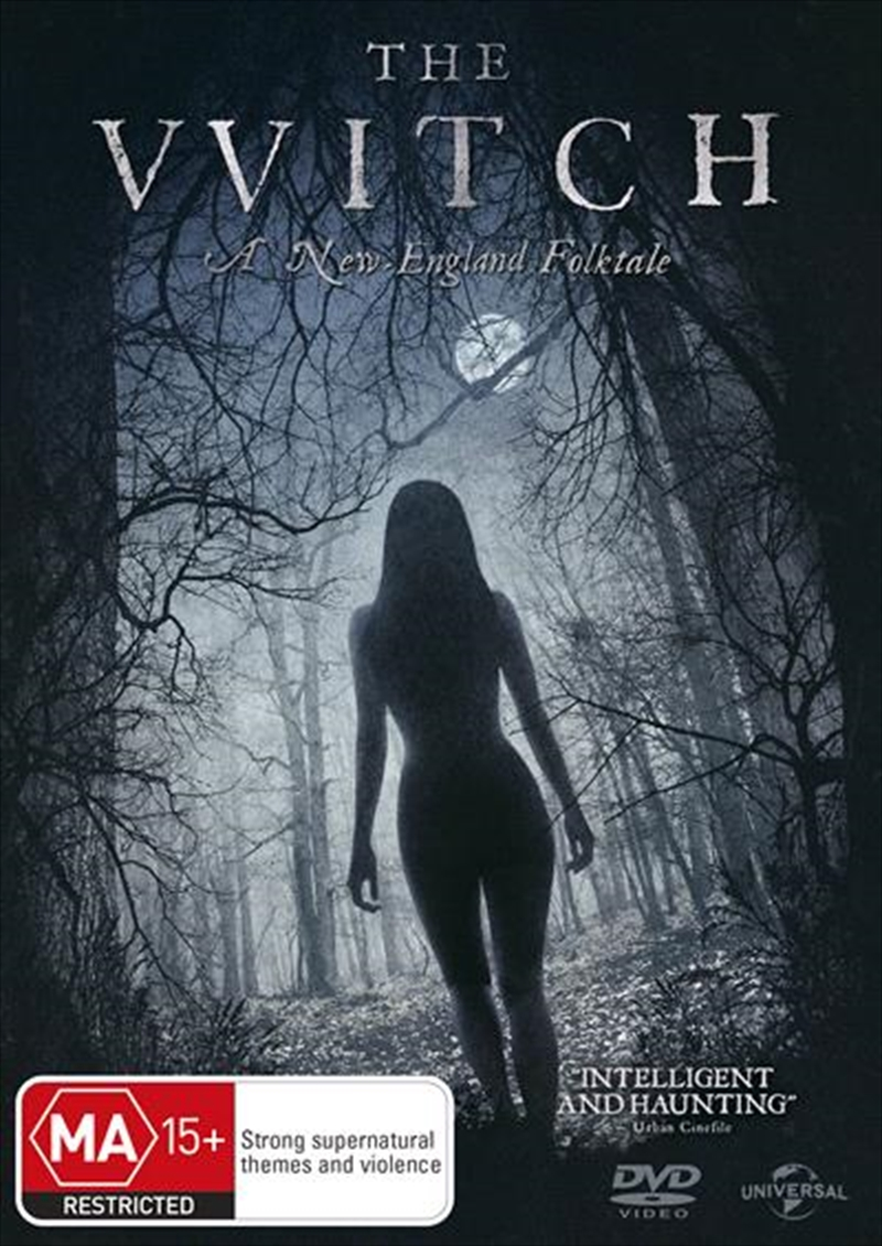 Witch, The   DVD