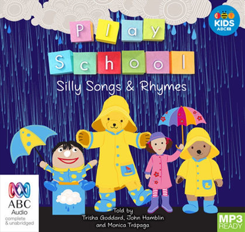 Play School Silly Songs And Rhymes | Audio Book