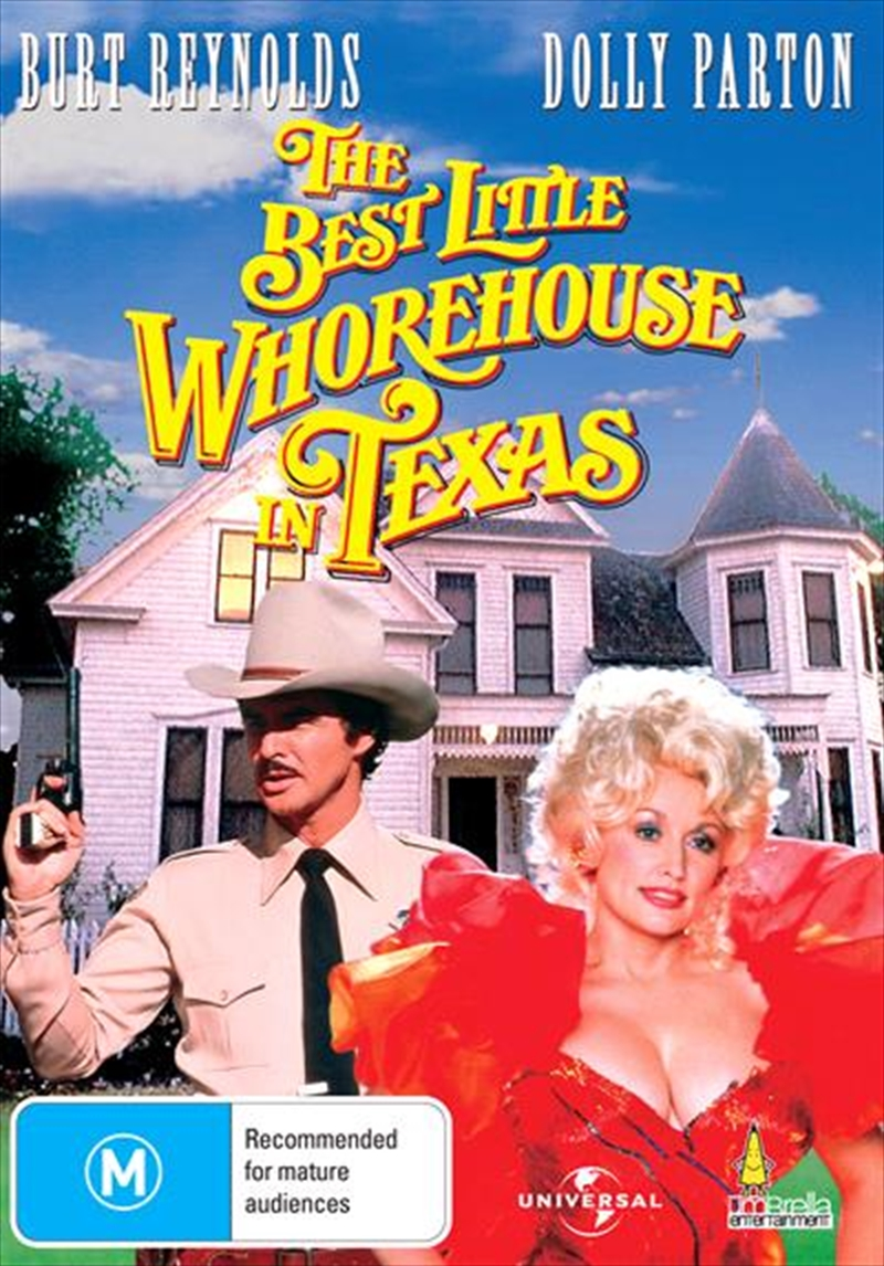 Best Little Whorehouse In Texas, The | DVD