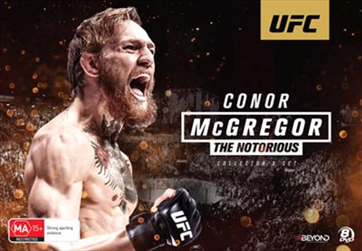 UFC - Conor Mcgregor - The Notorious | Collector's Gift ...