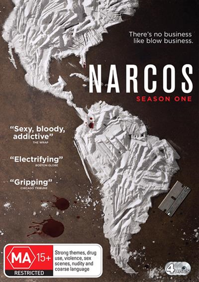 Narcos - Season 1 | DVD