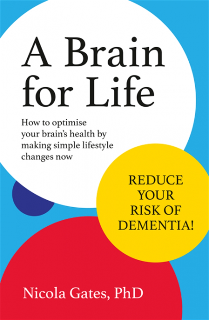 Brain For Life | Paperback Book